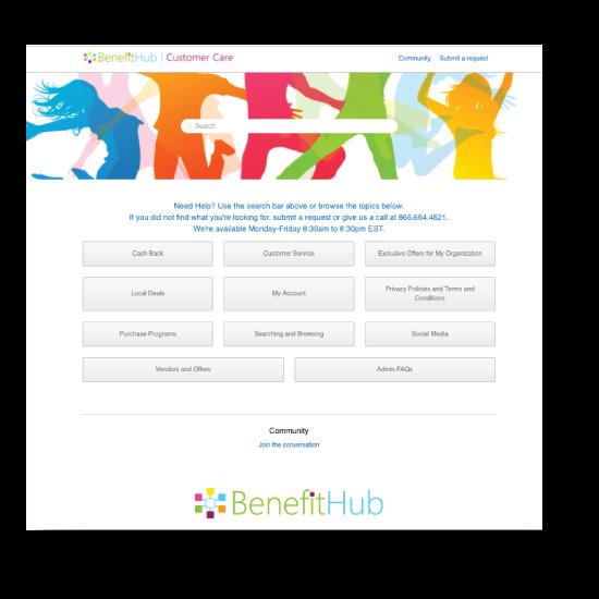 Discounts & Rewards   Employee Discount Platform