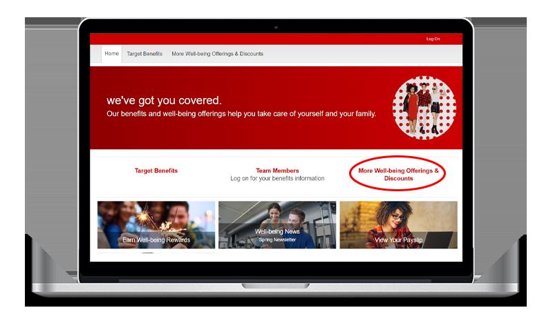 Target Benefit Hub >> Target Team Member Discount Program